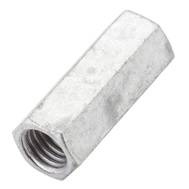 National Hardware N182-718 5/8 Inch 11 TPI Threaded Rod Coupler Galvanized Steel