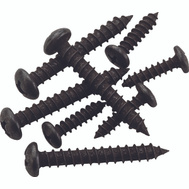 National Hardware S822-086 Closet Hardware Mounting Screws Oil Rubbed Bronze