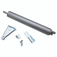 National Hardware N100-040 S171-533 Heavy Duty Storm Door Closer Aluminum