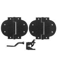 National Hardware N109-019 Arched Gate Kit Black