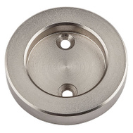 National Hardware N187-048 Cup Pull Satin Nickel 2-1/8 Inch