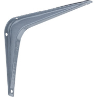 National Hardware N171-060 Utility Shelf Bracket 5 By 6 Inch Gray