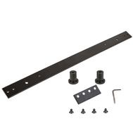 National Hardware N187-060 Interior Sliding Door Hardware Track Extension Kit 24 Inch Oil Rubbed Bronze