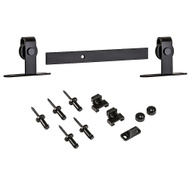 National Hardware N186-900 Sliding Door Hardware Top Mount Mini Kits Oil Rubbed Bronze