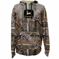 f012c706a40 J America 14090000BK04 MED Camo Pulover Hoodie