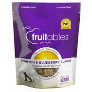 American Distribution 00215 Pumpkin & Blueberry Fruitables Dog Treats