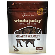 American Distribution 00245 Grilled Bison Strips Dog Treats