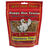 Happy Hen 17005 3.5 Ounce Mealworm Frenzy