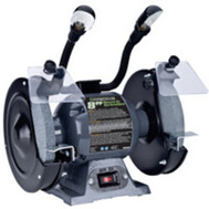 RichPower GBG800L Grinder Bench W/Lights 8In