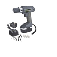 RichPower GCD18CP Genesis 18 Volt Utility Cordless Drill And Driver