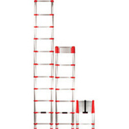 Xtend and Climb 760P+ Ladder Tele-O 225 Pound 10.5Ft