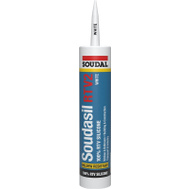 Soudal Accumetric 300500 Sealnt Silc Mldw/Res Wh 10.1 Ounce