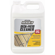 Rust-Oleum 60635 RockSolid Deck & Patio Cleaner Concentrate Gallon