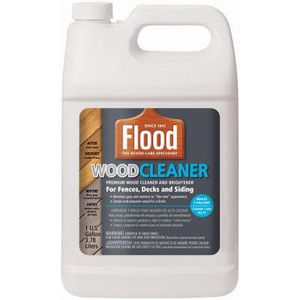 Flood PPG FLD28-01 Gal Exterior Wood Cleaner