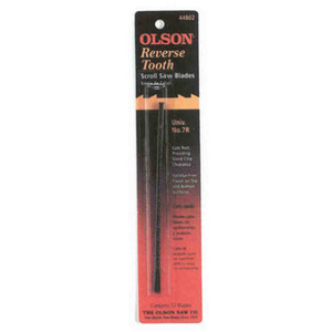 Olson Saw FR44000 28 TPI Scroll Saw Blade