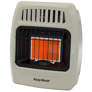 World Marketing KWN209 1PL 6K Gas Wall Heater