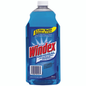 Windex 00128 67.6 Ounce Regular Scent