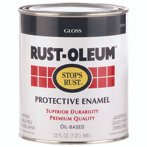 Rust Oleum 215966 Professional Almond High Performance VOC 400 Gallon Alkyd Enamel