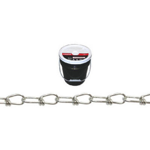 Cambell Chain 0752023 Campbell 350 Foot 2/0 Double Loop Chain