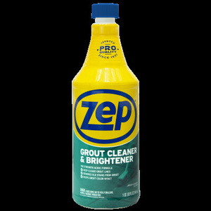 Zep Enforcer ZU104632 Zep 32 Ounce Grout Cleaner
