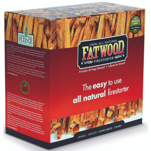 Wood Products 9987 Fatwood 5 Pound Fat WD Firestarter