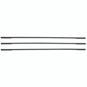 Irwin 2014501 6-1/2 By 21 TPI Fine Replacement Coping Saw Blades Pack Of 3