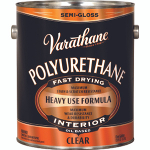 Varathane 6032 Clear Semi Gloss Premium Polyurethane Gallon VOC Oil Based