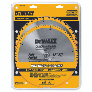 DeWalt DW3128P5 12 Inch Construction Combination Pack