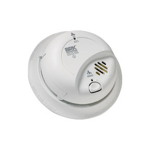 First Alert SC9120BCA Smoke/Carbon Monoxide Alarms With Battery Back Up