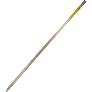 Hy Ko 40604 48 Inch Wood Stake With Label
