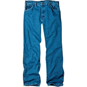 Dickies 13293SNB3230 32X30 Stone Relax Jeans