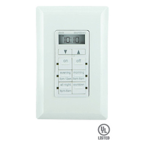 GE 25055 Touch DGTL Wired Timer