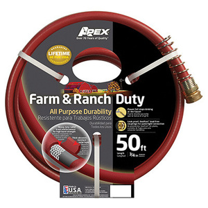 Teknor Apex 989-50 3/4X50 Farm/Ranch Hose