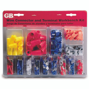Gardner Bender TK-500 247 Piece Wire Connector Kit