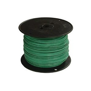 Southwire 14GRN-SOLX500 14 Green Solid By 500 Thhn Single Wire