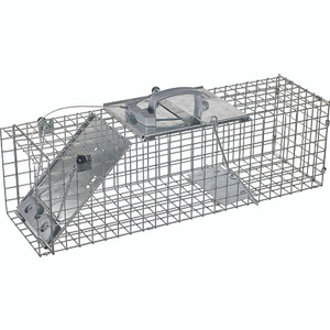 Woodstream 1084 Havaheart 24 Inch Live Animal Cage Trap