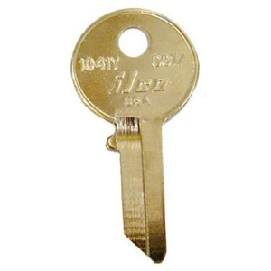 Kaba Ilco CG17-1041Y Chicago Lock Key Blank