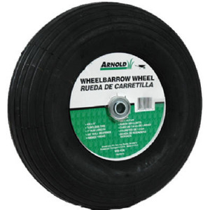 Arnold WB-436 Wheelbarrow Wheel 14 Inch