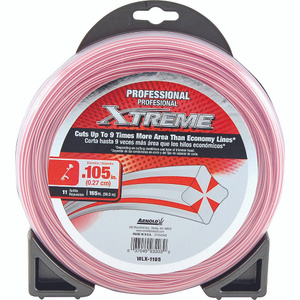 Arnold WLX-1105 Xtreme 165 Foot.105 Xtrimmer Line