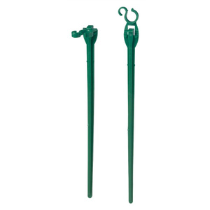 Adams 9104-99-1634 8 Inch Light Stakes 25 Pack