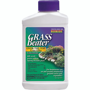 Bonide 7458 Grass Beater 8 Ounce Weed Preventer Concentrate