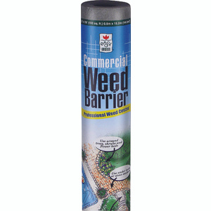 Easy Gardener 2509 Commercial Weed Barrier 4 Foot By 100 Foot