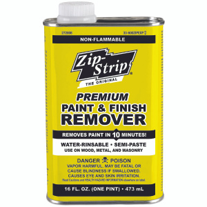 Recochem 33-600ZIPEXP Zip Strip 1 Pint Paint/Finish Remover