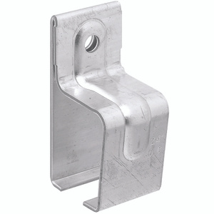 Stanley National N104-349 / N104-331 National Galvanized Single Box Rail Bracket With Lag