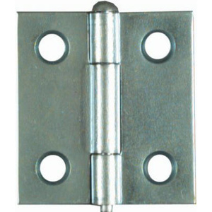 Stanley National N141-739 National 1-1/2 By 1-7/16 Inch Zinc Narrow Hinge