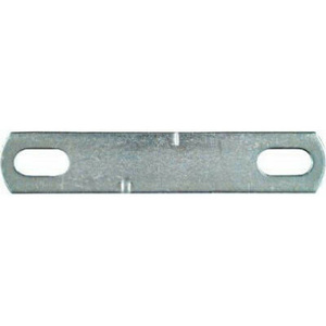 Stanley National N222-349 National 3/8 By 4 Inch Zinc Square U Bolt Plate