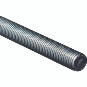 Stanley National N179-663 National Zinc Plated 1-8 By 72 Inch All Threaded