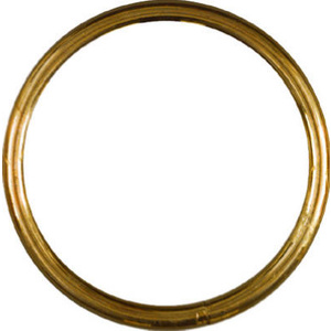 Stanley National N258-731 1- 1/2 Inch Solid BRS Ring