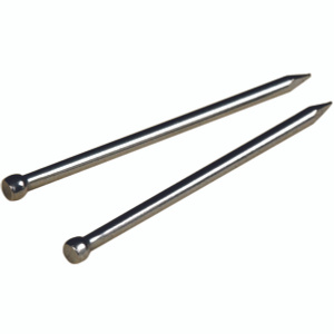 Hillman 122528 2 Ounce 1 Inch By #17 Stainless Steel Brads