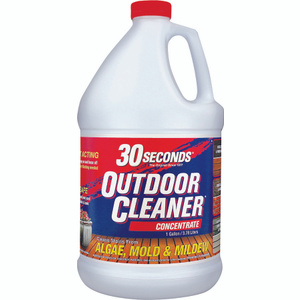 30 Seconds 1G30S Biodegradable Concentrated Outdoor Cleaner Gallon